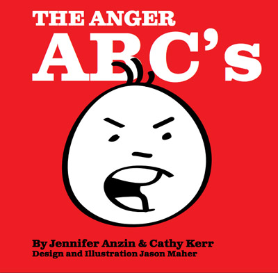 The Anger ABC's book