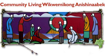 Community Living Wikwemikong header